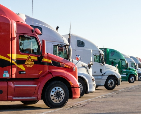Tips for Truckers to Stay Healthy on The Road